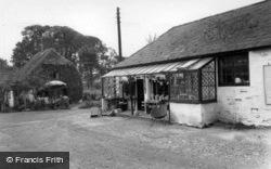 The Shop, Drusillas c.1955, Berwick