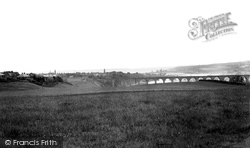 Distant View c.1960, Berwick-Upon-Tweed