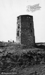 The Bell Tower c.1955, Berwick-Upon-Tweed