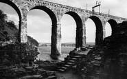 Berwick-Upon-Tweed, The Border Bridge 1954