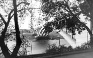 Berwick-Upon-Tweed, The Royal Tweed Bridge c.1955