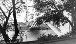 The Royal Tweed Bridge c.1955, Berwick-Upon-Tweed