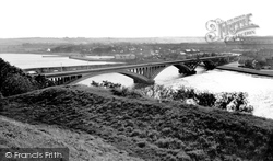 The Tweed Bridge c.1960, Berwick-Upon-Tweed