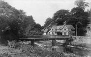 Berwyn, Chain Bridge Hotel 1901
