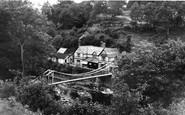 Berwyn, Chain Bridge Hotel 1951