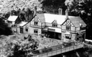Berwyn, The Chain Bridge Hotel 1888