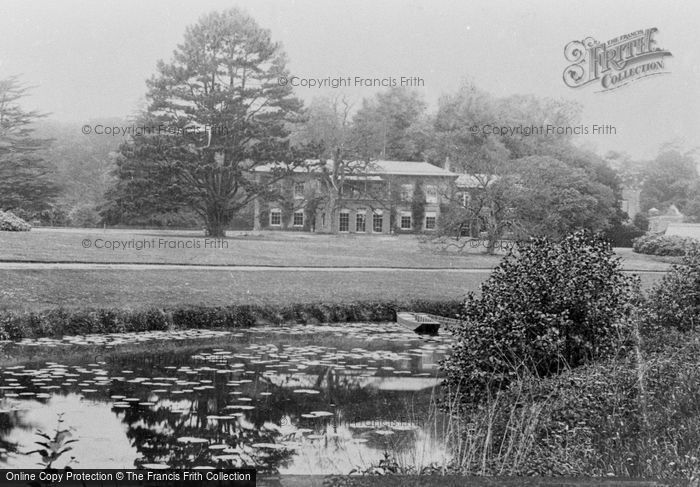 Photo of Betchworth, Betchworth House 1907