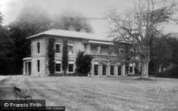 Betchworth House 1907, Betchworth