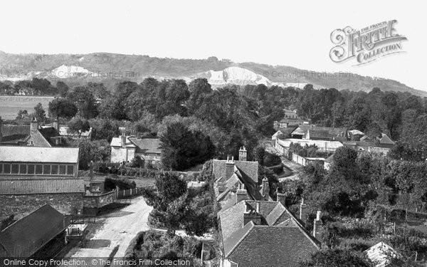 Photo of Betchworth, c.1930