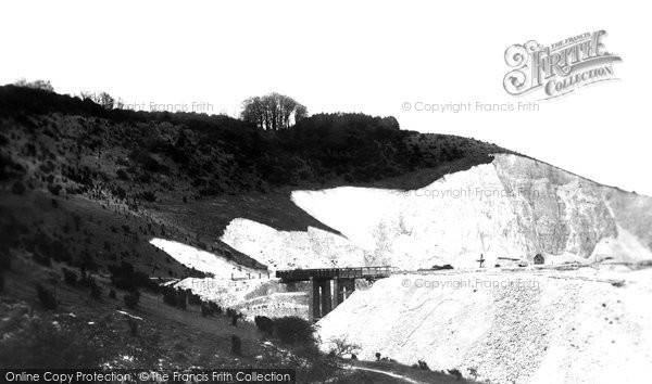 Photo of Betchworth, Chalk Pit 1907