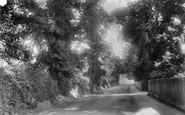 Betchworth, Dorking Road 1904