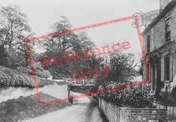 Footbridge 1900, Betchworth