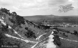 Betchworth, Pilgrim's Way c.1930