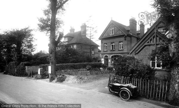 Photo of Betchworth, Post Office 1928