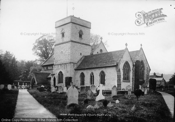Photo of Betchworth, St Michael's Church 1886