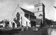 Betchworth, St Michael's Church c.1939