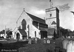 Betchworth, St Michael's Church c.1939