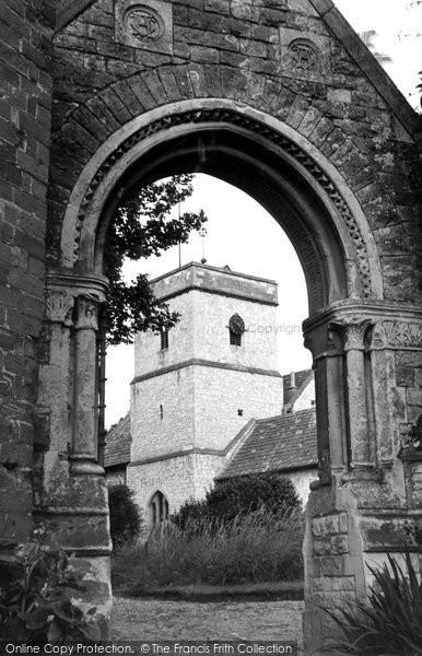 Photo of Betchworth, St Michael's Church c.1955