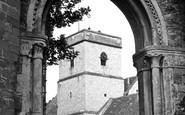 Betchworth, St Michael's Church c.1955