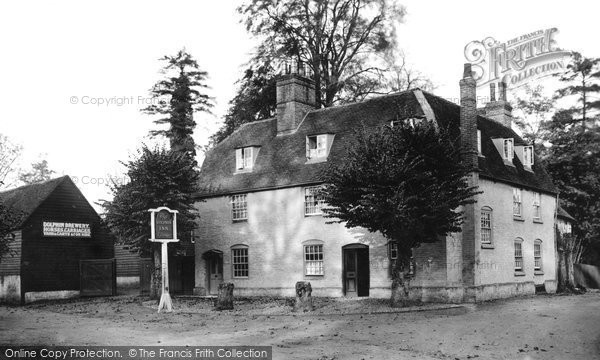 Betchworth, The Dolphin 1900