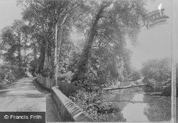 View Near 1890, Betchworth