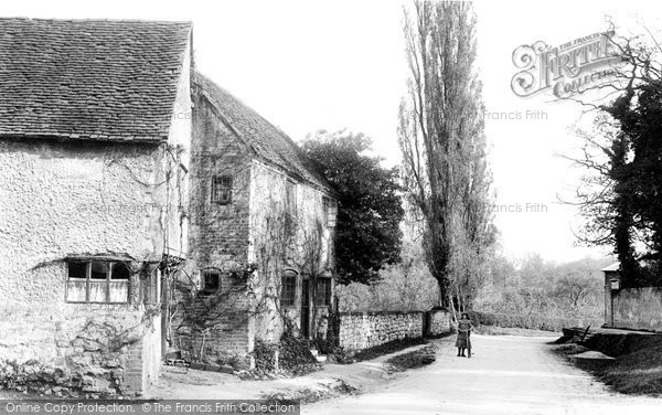 Photo of Betchworth, Village 1906