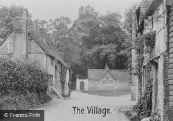 Betchworth, Village 1907