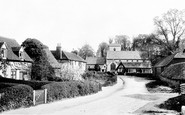 Betchworth, Village and Church 1900