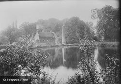 Wonham Mill 1896, Betchworth