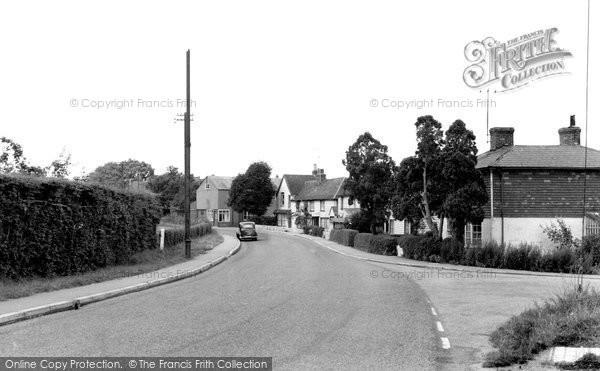Photo of Bethersden, Forge Corner c1955