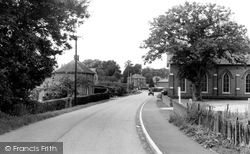 Bethersden, Forge Hill c.1955