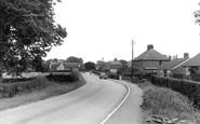Bethersden, School Road c.1955