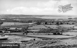Anglesey And The Menai Straits c.1955, Bethesda