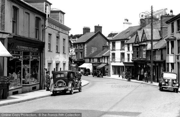 Bethesda, High Street c.1955