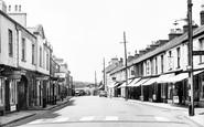 Bethesda, High Street c.1960