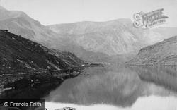 Bethesda, Lake Ogwen c.1880