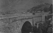 Bethesda, Mount Tryfaen, Nant Ffrancon Pass 1933