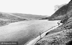 Bethesda, Nant Ffrancon Pass And Lake Ogwen c.1960