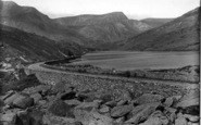 Bethesda, Nant Ffrancon Pass And Llyn Ogwen 1935