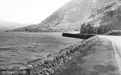 Bethesda, Ogwen Lake And Tryfan c.1955