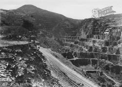 Bethesda, Penrhyn Quarry c.1960