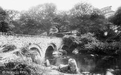 Bethesda, Pont Twr 1896