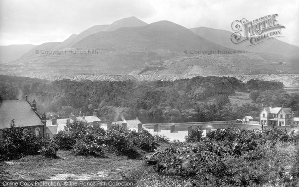 Bethesda, Quarries 1896