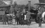 Bethesda, Road Repairers c.1910