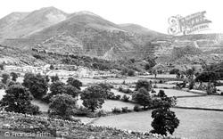 Bethesda, The Quarry c.1955