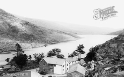 Bethesda, The Youth Hostel And Llyn Ogwen c.1965