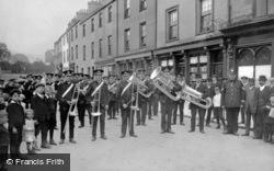 Town Band c.1913, Bethesda