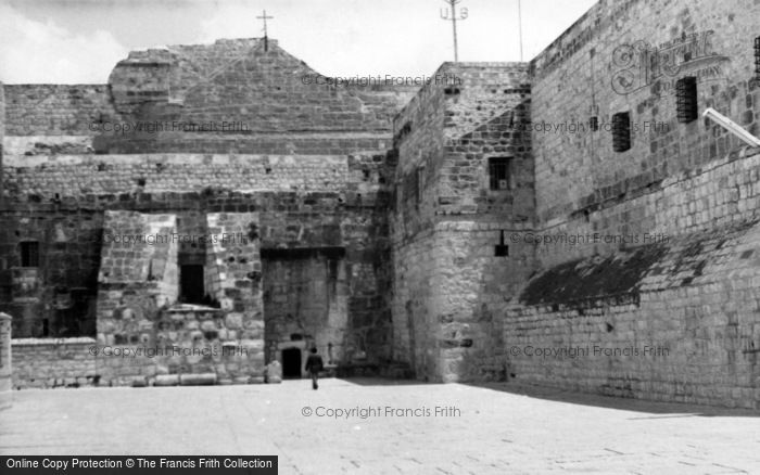 Photo of Bethlehem, Church Of The Nativity 1965