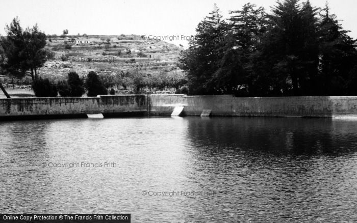 Photo of Bethlehem, Pools Of Solomon 1965