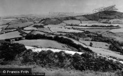 From Pilsden Pen Camp c.1955, Bettiscombe